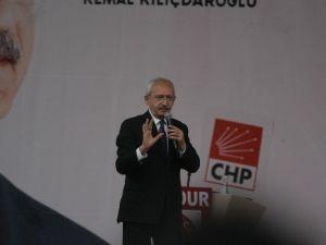 Kılıçdaroğlu Burdur'da