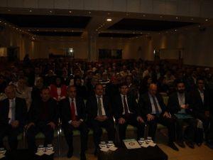 """Memur Sen'den """"2023 Türkiyesi Ve Kurulmak İstenen Tuzaklar"""" Konferansı"""