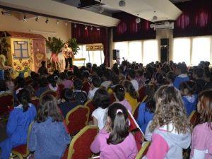 Bünyan Belediyesi Çocuklara Çevre Bilinci Kazandırdı