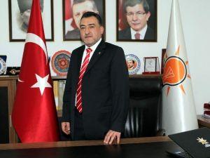 Şükrü Nazlı: AK Parti, Çözümün Adresidir
