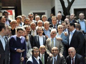 Güllüce'ye İstanbul'da Hemşehrilerinden Tam Destek!