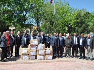Merter Platformundan Nevşehir'deki Köy Okullarına 50 Bin Kitap
