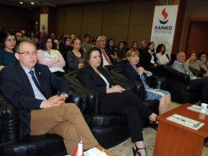 Sanko Üniversitesi'nde Hemşirelik Haftası Kutlamaları