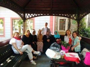 Kaskon Kadın Kolları Darülaceze'de Anneler Günü Etkinliği Düzenledi