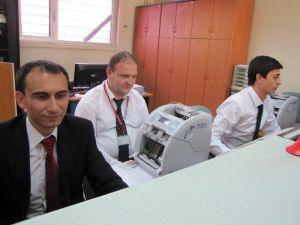 Ziraat Bankası Şubesi'ne 2 Yeni Personel Atandı