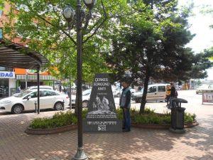 İzmit'te Çerkes Sürgünü Anıtı