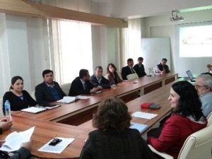 Tarımda Oluşturan İl Teknik Komitesi Toplandı