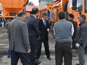 MHP Adayları Kamu Kurumlarını Ziyaret Etti