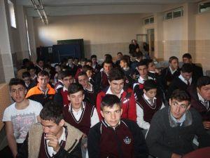 İki Kardeş Okuldan Hadis Yarışması