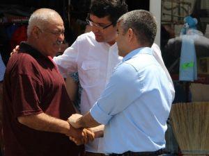 MHP Muğla Milletvekili Adayı Dr. Ferat Yüksel, Ziyaretlerine Devam Ediyor