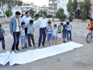 AK Parti Adayı Uslu'dan Okul Müjdesi