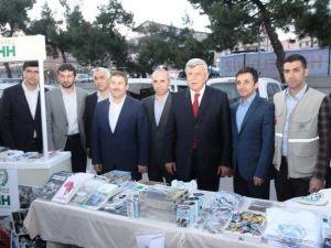 """Karaosmanoğlu: """"Yetimi Sevindirirsek, Allah'ta Bizi Sevindirir"""""""