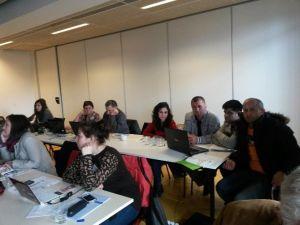 Silopi'deki Öğretmenler, Paris'te Teknoloji Eğitimi Aldı