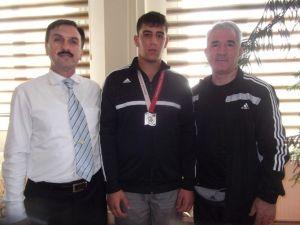 Türkiye Şampiyonu Şehzade Mehmet'ten Çıktı