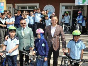 """Başkan Doğan, """"Herkes Bisiklet Kullansın"""""""