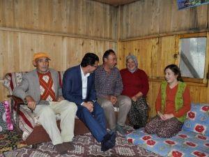 AK Parti Adayı Uslu'nun Hayali, Likya Üniversitesi'nin Kurulması