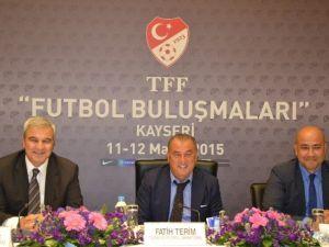 Futbol Buluşmaları Kayseri'de Devam Ediyor