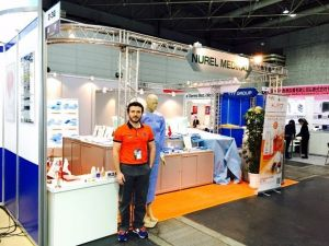 Nurel Medikal Medical EXPO 2015'te Türkiye'nin Gururu Oldu