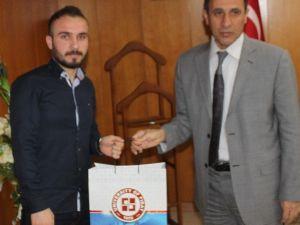 'Türk Sporuna Önem, İleride Parlak Dönem' Projesi İle 1. Oldu