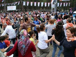 Antalya Yörük Festivali İle Coştu