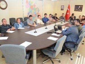 Düzce Belediyesi Personeline E-devlet E-belediye Eğitimi Verildi