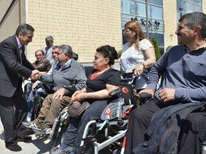 Başkan Ataç'ın Engelliler Haftası Mesajı