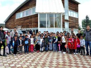 Gündüzler İlkokulu'ndan Doğal Yaşam Merkezi'ne Ziyaret