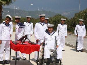 Didim'de Engelliler İçin Temsili Askerlik Töreni Düzenlendi