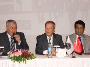 MHP Milletvekili Adayları İş Adamlarıyla Buluştu