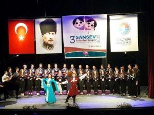 """SAÜ Müzik Topluluğu """"Müzikal Birliktelik"""" Ödülü Aldı"""