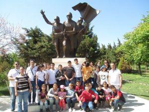 Dokuz Eylül Ortaokulu Şehitler Diyarında