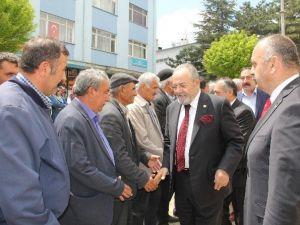 AK Parti'den Ortaköy'de Gövde Gösterisi