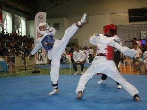 Yıldızlar Tekvando Türkiye Şampiyonası Marmaris'te Başladı