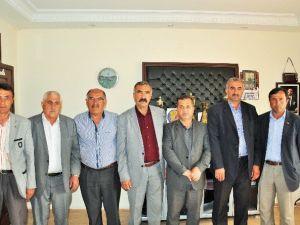 Muhtarlar Yeni Dernek Kurdu