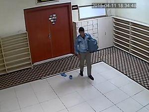Gaziantep'te Cami Hırsızı Yakalandı