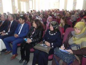 Yozgat'ta Halk Eğitim Merkezi Öğretmen Ve Kursiyerlerine Seminer Verildi