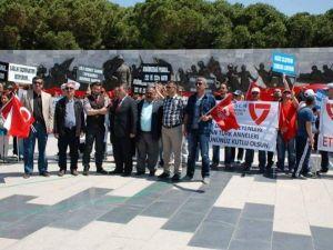 Savdes-sen Çanakkale'ye Çıkarma Yaptı
