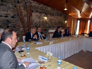 SERKA 42. Yönetim Kurulu Toplantısı Kars'ta Gerçekleştirildi