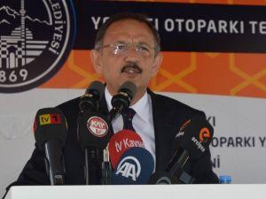 Özhaseki'den Hacı Ali Hamurcu Açıklaması