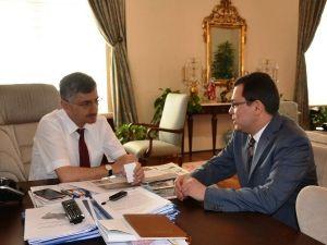 Tataristan Cumhurbaşkanı Manisa'ya Geliyor