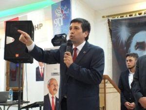 CHP Kastamonu Milletvekili Adayı Prof. Dr. Ahmet Caner Yenidünya;