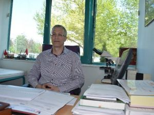 ERÜ Hematoloji Anabilim Dalı Başkanı Ve Kan Merkezi Sorumlusu Prof. Dr. Bülent Eser: