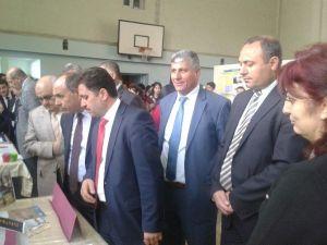 Yozgat Anadolu Lisesi TÜBİTAK Bilim Fuarı Yoğun İlgi Gördü