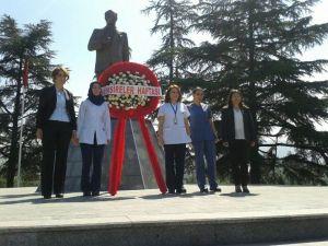 """Karabük'te """"Hemşirelik Haftası"""" Kutlamaları"""