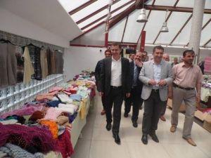 Çan'da Yardım Derneği Kermesi Açıldı
