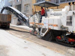 Akdeniz'de Kazınan Asfalt Yeniden Değerlendiriliyor