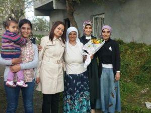 Sincik Çpal'den Anneler Günü Etkinliği