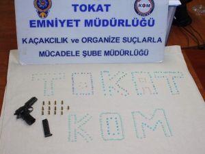 Tokat'ta Uyuşturucu Operasyonunda 9 Tutuklama