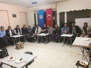 Eğitim Bir-sen Okul Temsilcileri İstişare Toplantısı Yapıldı