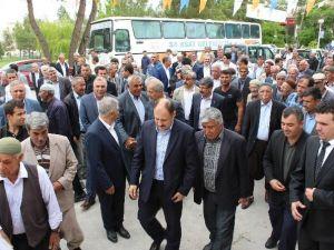 Şanlıurfa Milletvekili Adıyaman'da Seçim Çalışmalarına Katıldı